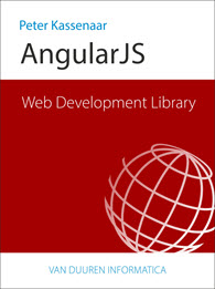 cover Web Development Library - AngularJS