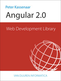 cover Web Development Library - Angular 2