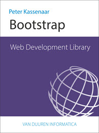 cover Web Development Library - Bootstrap