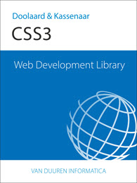 cover Web Development Library - CSS3