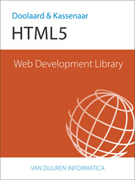 cover Web Development Library - HTML5