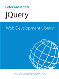 cover Web Development Library - jQuery