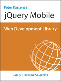 cover Web Development Library - jQuery Mobile