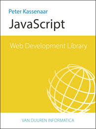 cover Web Development Library - JavaScript