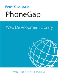 cover Web Development Library - PhoneGap